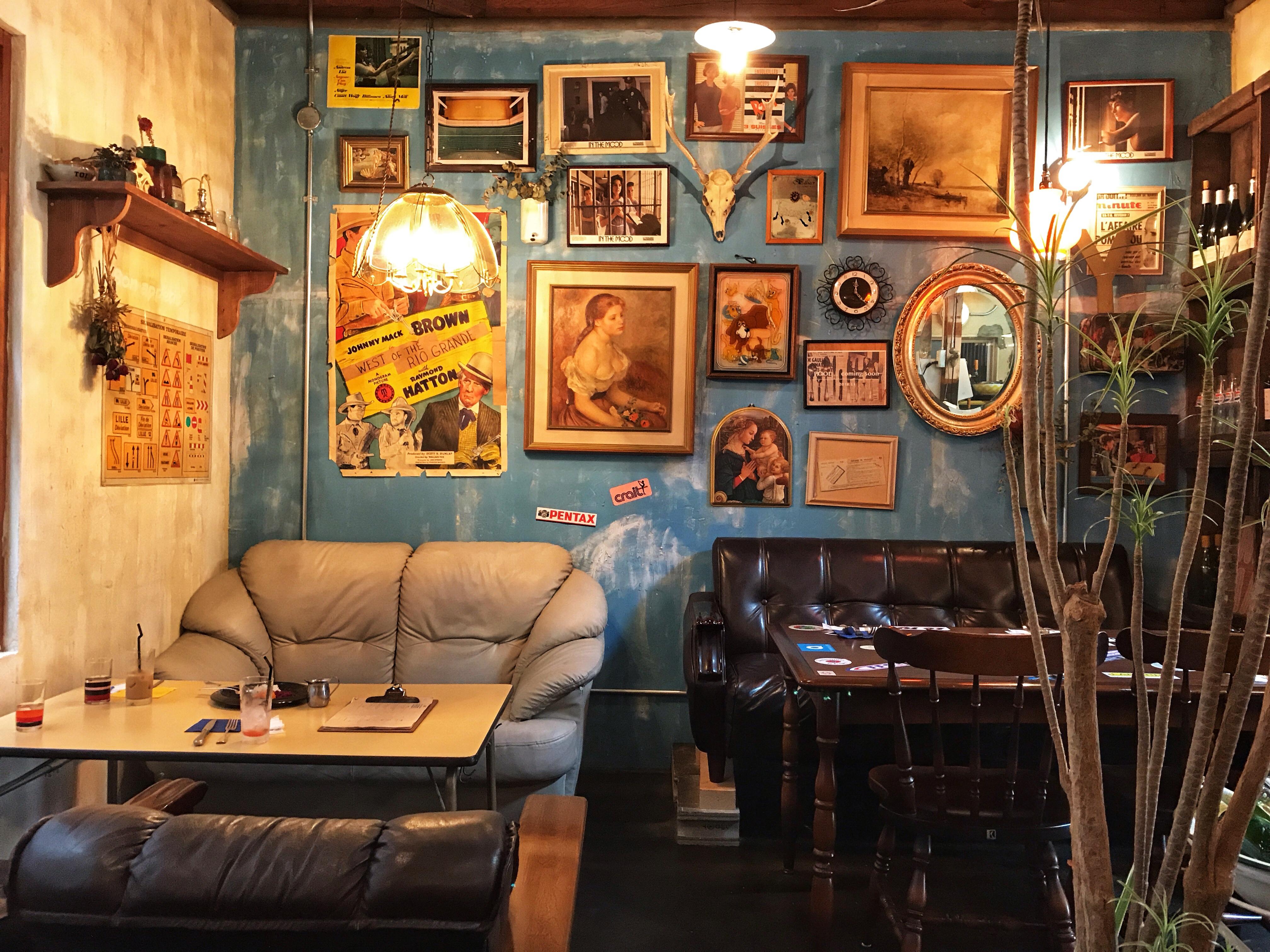 CAFE&RESTAURANT POOL 奈良市のオシャレカフェ カジュアルフレンチ