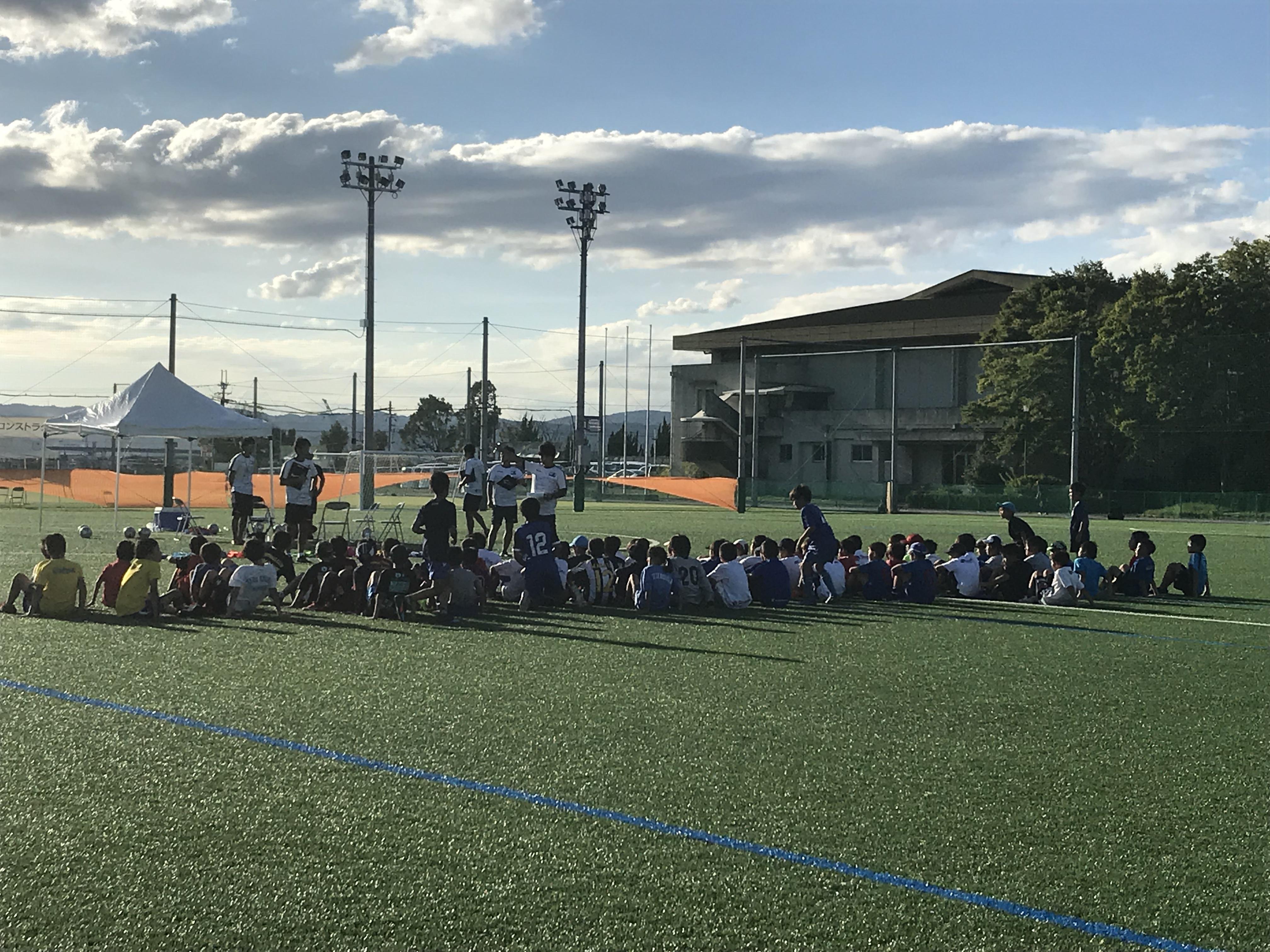 トレーニングセンター U-11 奈良