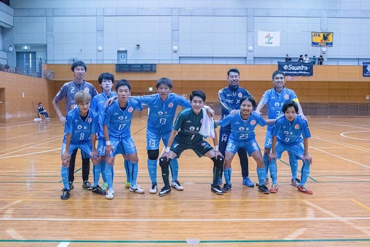奈良県フットサルリーグ DMCJOY